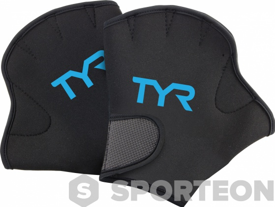 TYR Aquatic Resistance Swim Gloves