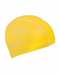 Speedo Pace Swimming Cap junior Yellow