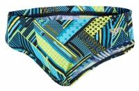 Speedo Waveweave Allover boys' swimwear