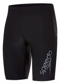 Speedo Gala Logo Jammer Black/Charcoal