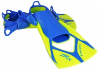 Aqua Sphere Zip Fin VX Blue/Lime
