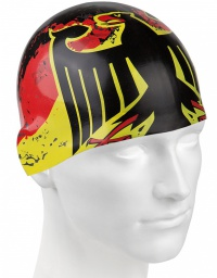 Mad Wave Germany Swim Cap