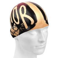 Mad Wave Motor Swim Cap
