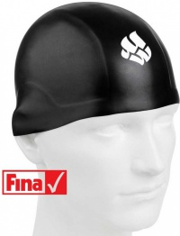 Mad Wave R-Cap Black