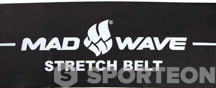 Fitness belt Mad Wave Band Stretch