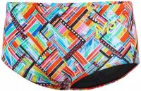 Michael Phelps Subway Brief Multicolor