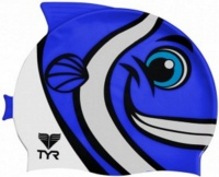 Tyr Kids' Charactyr Happy Fish Cap
