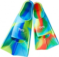 Tyr Kids Stryker Silicone Fins