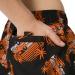 Speedo Printed Leisure 17 Watershort Boy Black/Pure Orange/White
