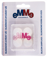 Emme Silicone Earplugs