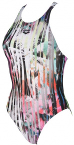 Arena One Riviera One Piece Black/Multi