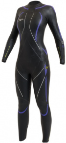 Speedo E-15 Elite Fullsuit Women Black/Purple