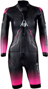 Aqua Sphere Aquaskin Swim-Run Limitless Shorty Women Black/Pink