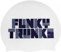 Funky Trunks Space Cadet Swimming Cap