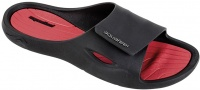 Aquafeel Profi Pool Shoes Black/Red