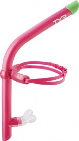 TYR Ultralight Swimming Snorkel Pink