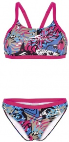 Aquafeel Abstract Jungle Dynamicback Girls Multi
