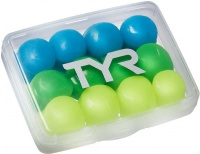 Tyr Kids Soft Silicone Ear Plugs 12 Pack