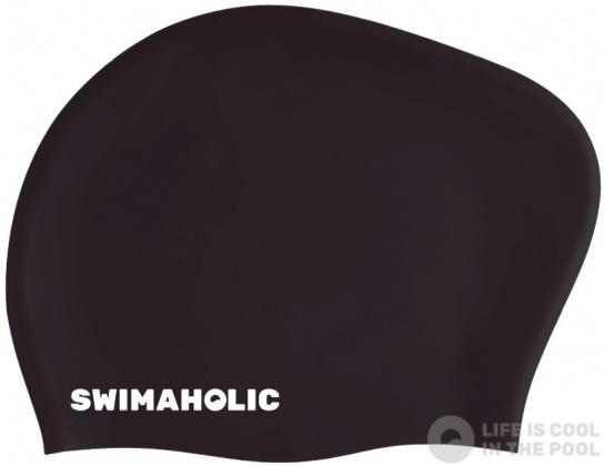 Swimaholic Long Hair Cap