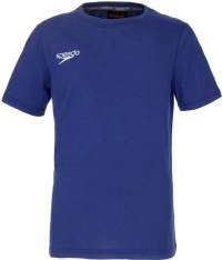 Speedo Small Logo T-Shirt Junior Blue