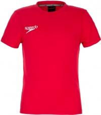 Speedo Small Logo T-Shirt Junior Red