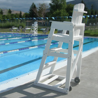 Spectrum Aquatics Mendota Lifeguard Chair 4 Recycled