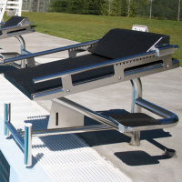 Spectrum Aquatics Xcellerator Starting Platform Single Post