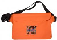 Swim Secure Waterproof Bum Bag Orange