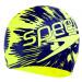Speedo Slogan Print Swimming Cap