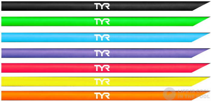 Tyr Silicone Hand Paddle Replacement Strap
