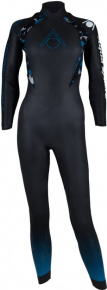 Aqua Sphere Aquaskin Fullsuit V3 Women Black/Blue