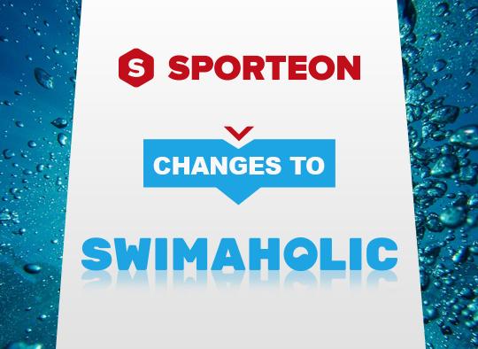 Sporteon changes to Swimaholic