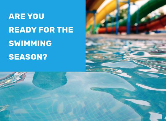 Plavecká sezona